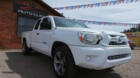 2015 Toyota Tacoma for sale at Auto Click in Tucson AZ