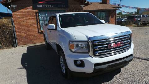 2019 GMC Canyon for sale at Auto Click in Tucson AZ