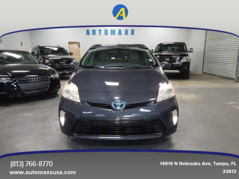 2013 Toyota Prius for sale at Automaxx in Tampa FL