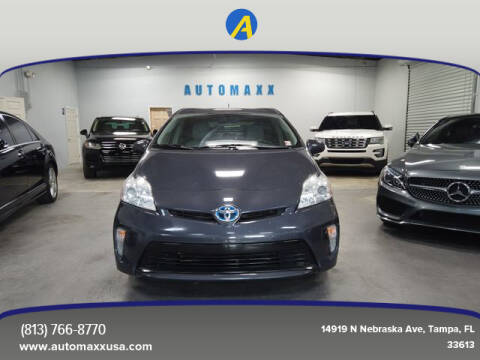 2012 Toyota Prius for sale at Automaxx in Tampa FL
