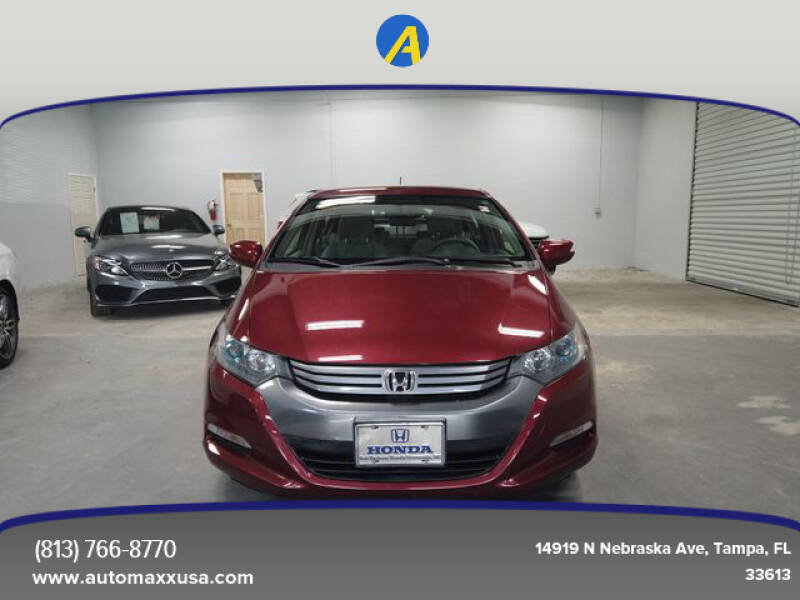 2010 Honda Insight for sale at Automaxx in Tampa FL