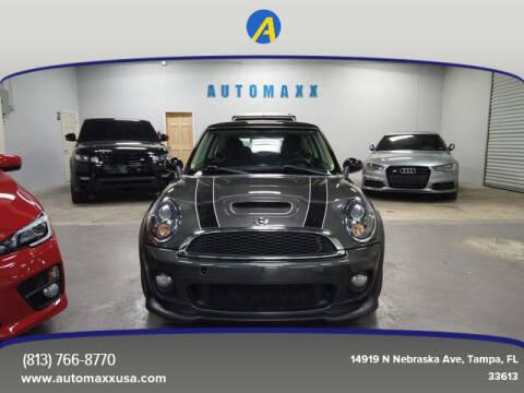 2012 MINI Cooper Hardtop for sale at Automaxx in Tampa FL
