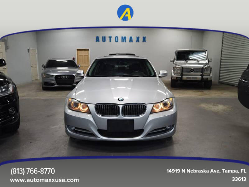 2011 BMW 3 Series for sale at Automaxx in Tampa FL