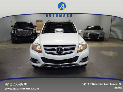 2013 Mercedes-Benz GLK for sale at Automaxx in Tampa FL
