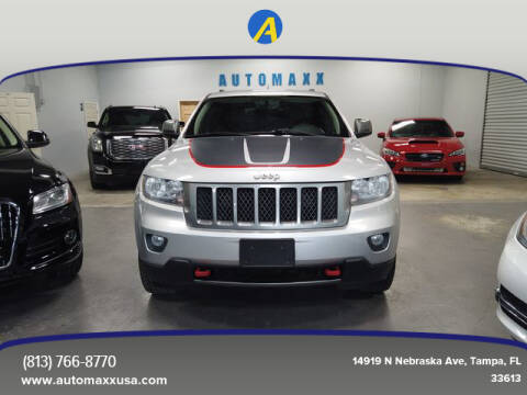 2013 Jeep Grand Cherokee for sale at Automaxx in Tampa FL