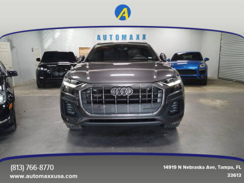2019 Audi Q8 for sale at Automaxx in Tampa FL