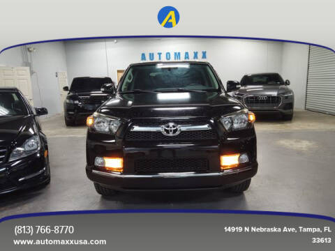 2011 Toyota 4Runner for sale at Automaxx in Tampa FL