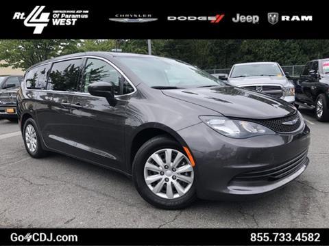 2018 Chrysler Pacifica for sale in Paramus, NJ