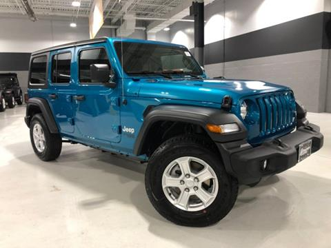 2019 Jeep Wrangler Unlimited for sale in Paramus, NJ