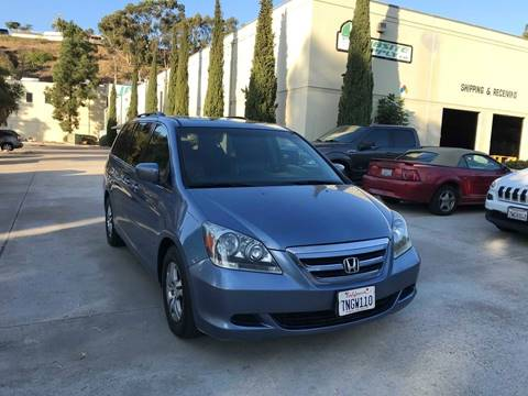 2006 Honda Odyssey for sale in San Diego, CA