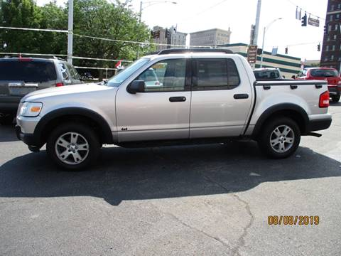 2007 Ford Explorer Sport Trac for sale in Steubenville, OH