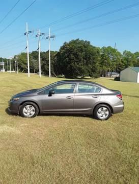2014 Honda Civic for sale in Mobile, AL