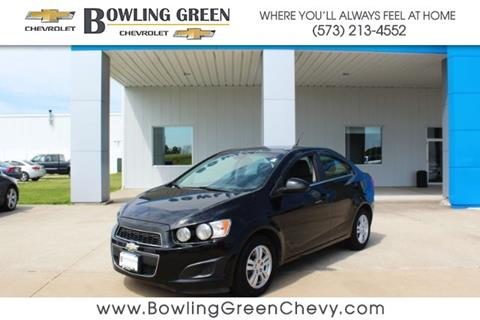 2012 Chevrolet Sonic for sale in Bowling Green, MO
