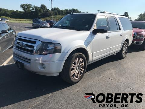 2013 Ford Expedition EL for sale in Pryor, OK