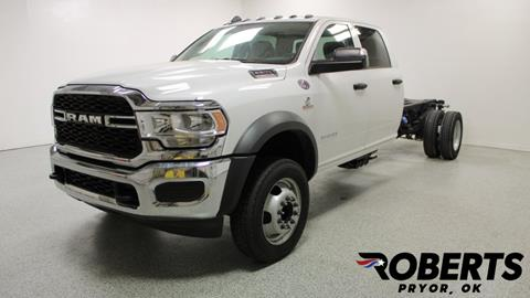 2019 RAM Ram Chassis 5500 for sale in Pryor, OK