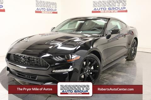 2019 Ford Mustang for sale in Pryor, OK