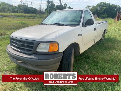 2004 Ford F-150 Heritage for sale in Pryor, OK