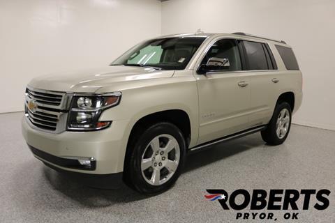 2017 Chevrolet Tahoe for sale in Pryor, OK