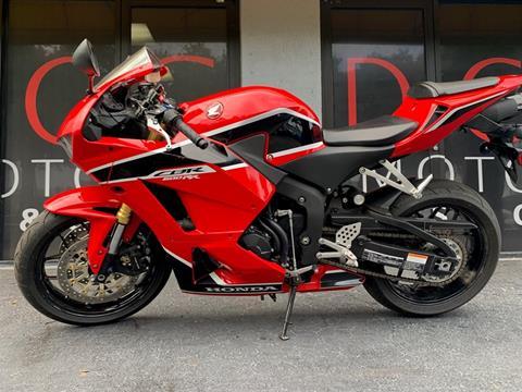 2017 Honda CBR600RR for sale in Davie, FL