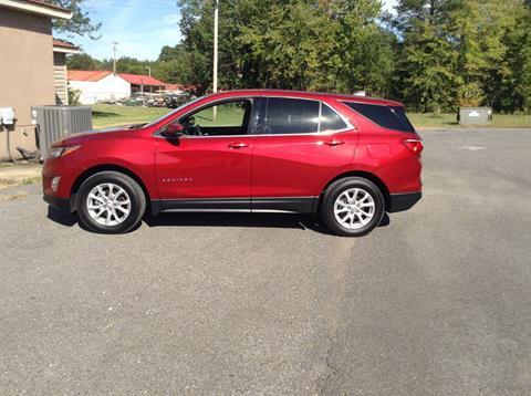 2018 Chevrolet Equinox for sale in Benton, KY