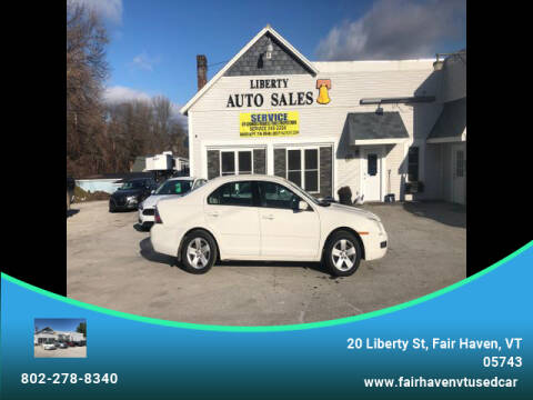 Liberty Auto Sales >> Ford For Sale In Fair Haven Vt Liberty Auto Sales Inc