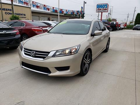 2013 Honda Accord for sale in Lafayette, IN
