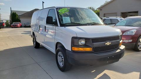 2013 Chevrolet Express Cargo for sale in Lafayette, IN