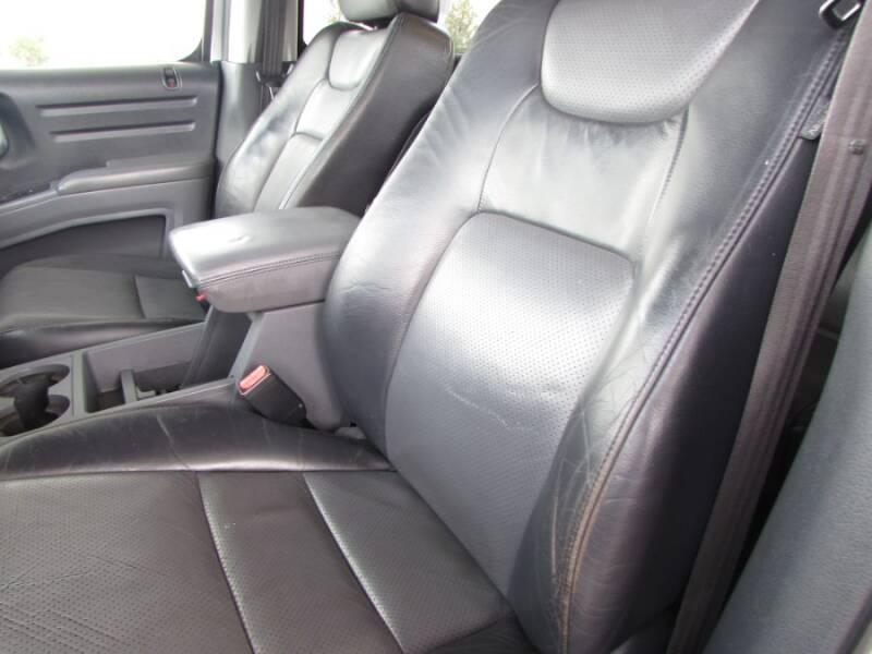 2006 Honda Ridgeline RTL (image 19)