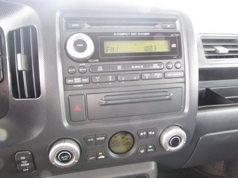 2006 Honda Ridgeline RTL (image 23)