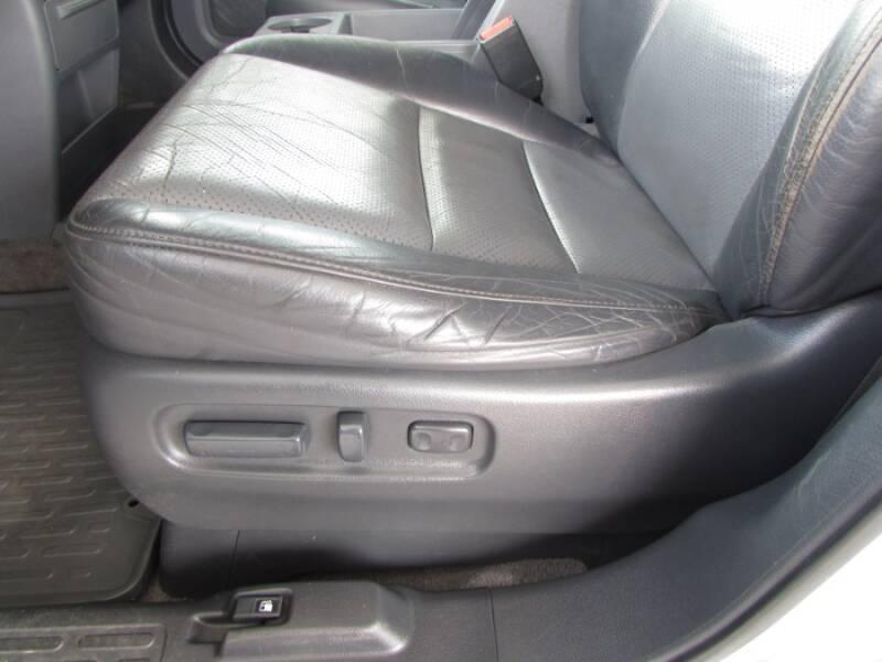 2006 Honda Ridgeline RTL (image 18)