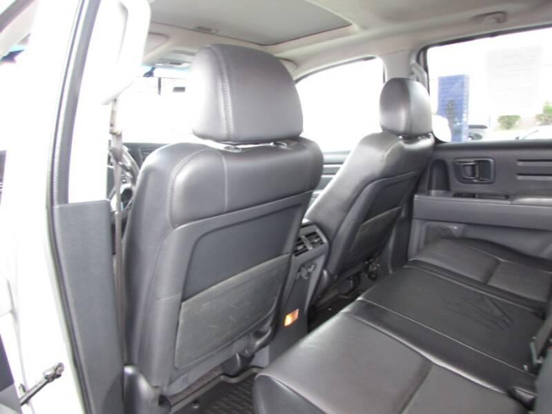 2006 Honda Ridgeline RTL (image 32)