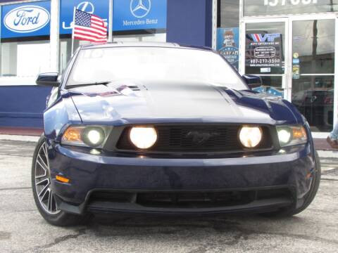2010 Ford Mustang GT for sale at VIP AUTO ENTERPRISE INC. in Orlando FL