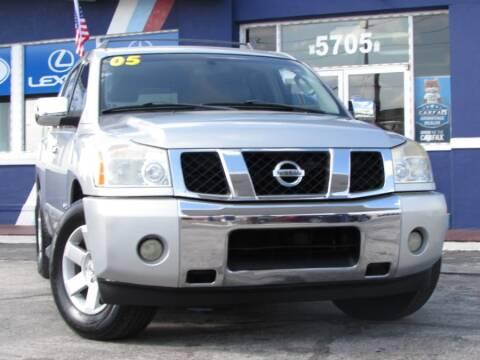 2005 Nissan Armada LE for sale at VIP AUTO ENTERPRISE INC. in Orlando FL