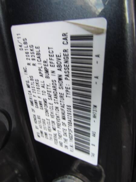 2011 Honda Accord EX V6 (image 48)