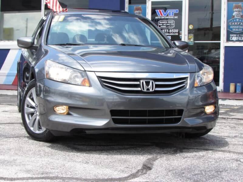 2011 Honda Accord EX V6 (image 1)