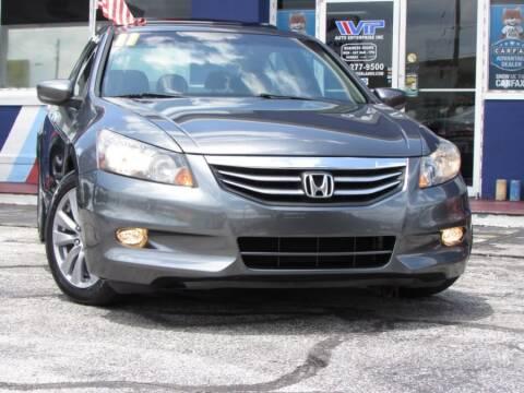 2011 Honda Accord EX V6 for sale at VIP AUTO ENTERPRISE INC. in Orlando FL