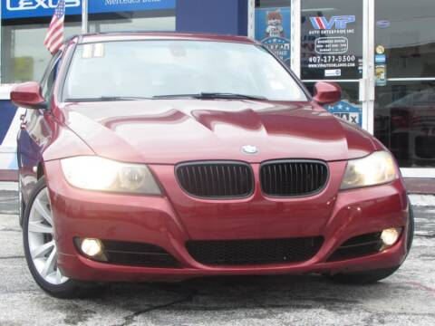 2011 BMW 3 Series 328i for sale at VIP AUTO ENTERPRISE INC. in Orlando FL