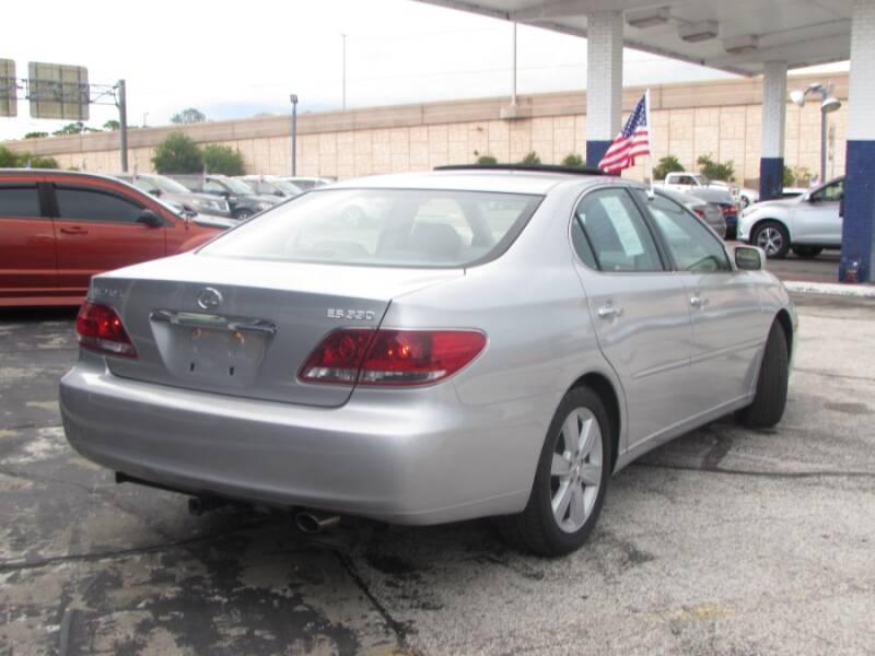 2005 Lexus ES 330 (image 5)