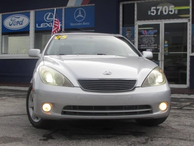 2005 Lexus ES 330 (image 1)