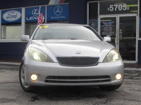 2005 Lexus ES 330 for sale at VIP AUTO ENTERPRISE INC. in Orlando FL
