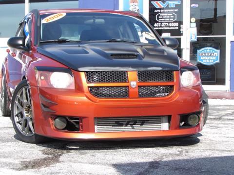 2008 Dodge Caliber SRT4 for sale at VIP AUTO ENTERPRISE INC. in Orlando FL