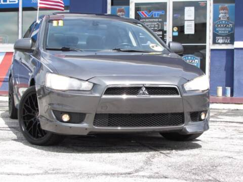 2011 Mitsubishi Lancer for sale at VIP AUTO ENTERPRISE INC. in Orlando FL