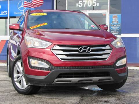 2013 Hyundai Santa Fe Sport for sale at VIP AUTO ENTERPRISE INC. in Orlando FL