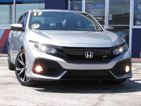 2017 Honda Civic for sale at VIP AUTO ENTERPRISE INC. in Orlando FL