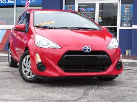 2015 Toyota Prius c for sale at VIP AUTO ENTERPRISE INC. in Orlando FL