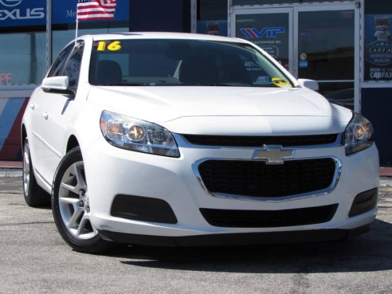 2016 Chevrolet Malibu Limited for sale at VIP AUTO ENTERPRISE INC. in Orlando FL