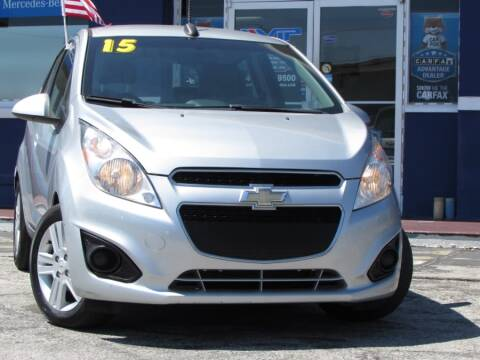 2015 Chevrolet Spark for sale at VIP AUTO ENTERPRISE INC. in Orlando FL