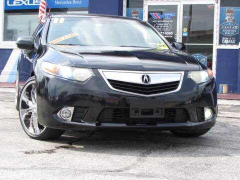 2011 Acura TSX for sale at VIP AUTO ENTERPRISE INC. in Orlando FL