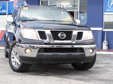 2011 Nissan Frontier for sale at VIP AUTO ENTERPRISE INC. in Orlando FL
