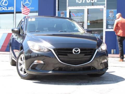 2015 Mazda MAZDA3 for sale at VIP AUTO ENTERPRISE INC. in Orlando FL